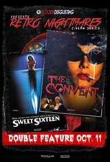Bloody Disgusting Presents Sweet Sixteen and the Convent Movie Poster