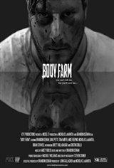 Body Farm Movie Poster