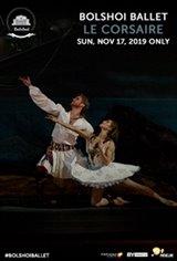 Bolshoi Ballet: Le Corsaire Large Poster