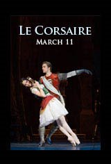 Bolshoi Ballet: Le Corsaire Movie Poster