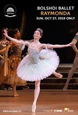 Bolshoi Ballet: Raymonda Movie Poster