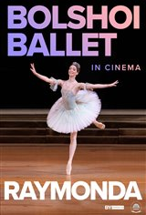 Bolshoi Ballet: Raymonda (2019) Movie Poster
