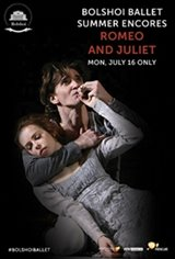 Bolshoi Ballet: Romeo and Juliet ENCORE Movie Poster