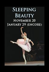 Bolshoi Ballet: Sleeping Beauty Encore Movie Poster