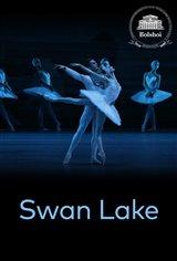 Bolshoi Ballet: Swan Lake (2017) Movie Poster