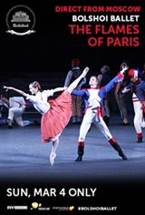 Bolshoi Ballet: The Flames of Paris Movie Poster