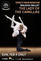 Bolshoi Ballet: The Lady of the Camellias Movie Poster