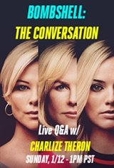 Bombshell: The Conversation Live Q&A Movie Poster