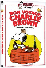 Bon Voyage, Charlie Brown (And don't come back!) Large Poster