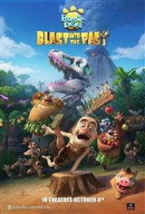 Boonie Bears: Blast Into the Past Movie Poster