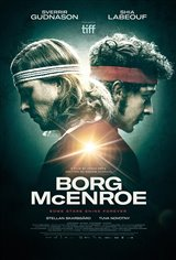 Borg vs McEnroe Movie Poster
