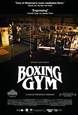 Boxing Gym Movie Poster