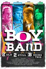 Boy Band Large Poster