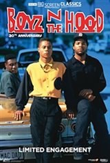 Boyz in the Hood 30th Anniversary presented by TCM Movie Poster