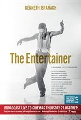 Branagh Theatre Live: The Entertainer Movie Poster
