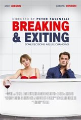 Breaking & Exiting Large Poster