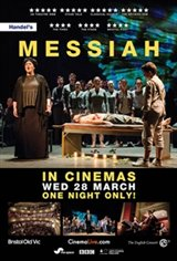 Bristol Old Vic: Messiah Large Poster