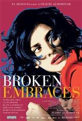 Broken Embraces Movie Poster