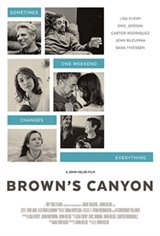 Brown's Canyon Large Poster