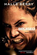 Bruised (Netflix) Movie Poster