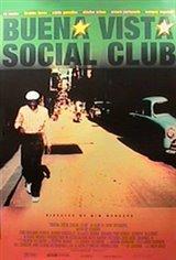 Buena Vista Social Club Movie Poster
