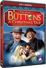 Buttons: A Christmas Tale Movie Poster