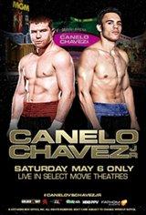 Canelo vs. Chavez Jr Movie Poster