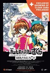 Cardcaptor Sakura: The Sealed Card (Kâdokaputâ Sakura: Fûin saret) Movie Poster