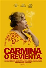 Carmina or Blow Up Movie Poster