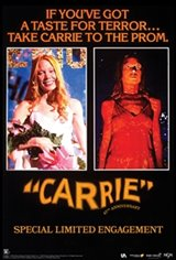 Carrie 45th Anniversary Movie Poster