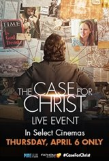 Case for Christ: LIVE Movie Poster