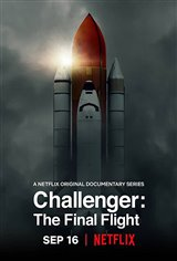 Challenger: The Final Flight (Netflix) Movie Poster