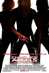Charlie's Angels: Full Throttle Movie Poster