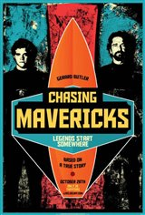 Chasing Mavericks Large Poster