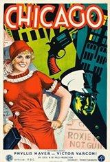 Chicago (1927) Movie Poster