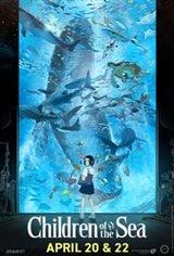 Children of the Sea Movie Poster