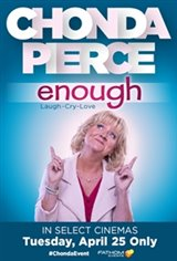Chonda Pierce: Enough Movie Poster