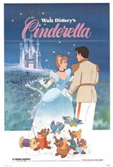 Cinderella (1950) Movie Poster