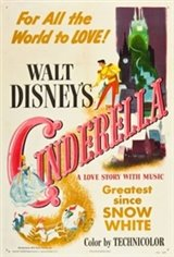 Cinderella (Ballet) in HD Movie Poster