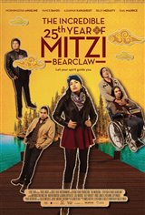 Cinematheque at Home: The Incredible 25th Year of Mitzi Bearclaw Movie Poster
