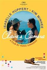 Claire's Camera (La caméra de Claire) (Keul-le-eo-ui ka-me-la) Movie Poster