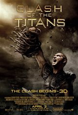 Clash of the Titans Movie Poster