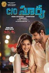 C/o Surya Movie Poster