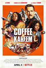 Coffee & Kareem (Netflix) Large Poster