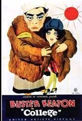 College (1927) Movie Poster