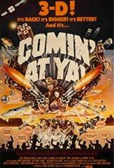 Comin' at Ya! 3D Movie Poster