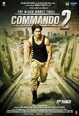 Commando 2 Movie Poster