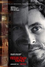 Conversations With a Killer: The Ted Bundy Tapes (Netflix) Movie Poster