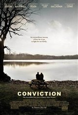 Conviction Large Poster