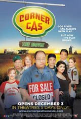 Corner Gas: The Movie Movie Poster